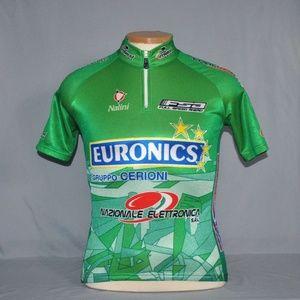 Nalini Cycling Jersey Mens Size Size Small